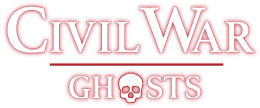 Civil War Ghosts Logo