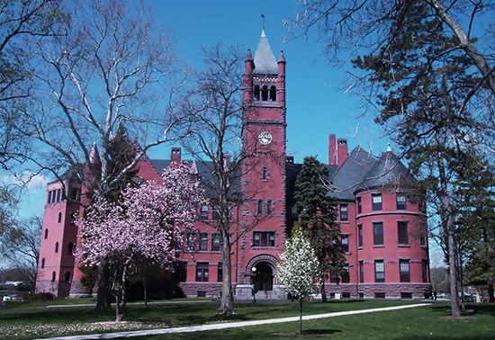 Gettysburg College, Haunted locations