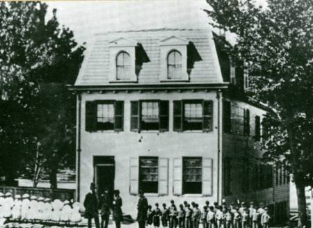 Children's Orphanage Gettysburg, Civil War Ghosts