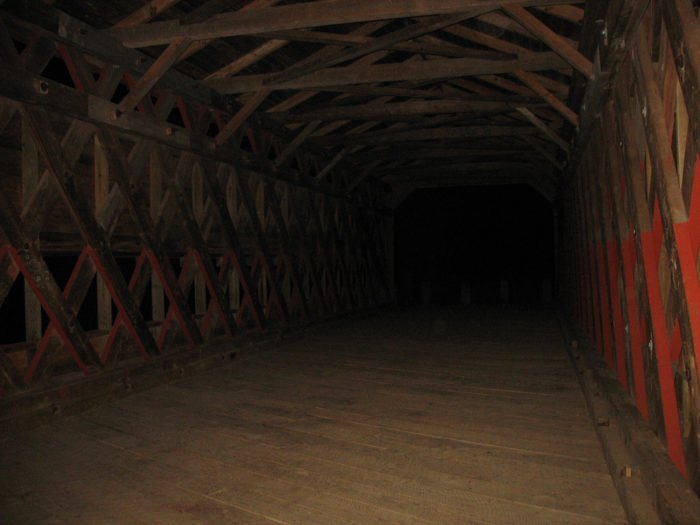 Sachs Covered Bridge,  Ghosts in Gettysburg