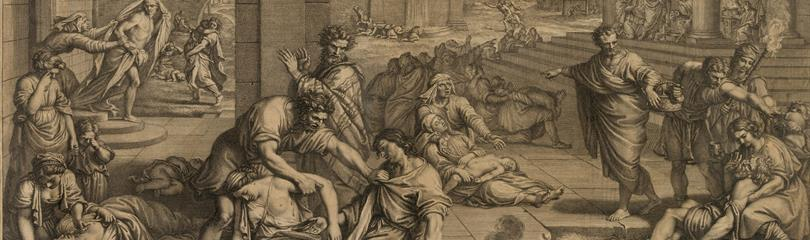 Facts and scary stories of the Black Plague - Photo