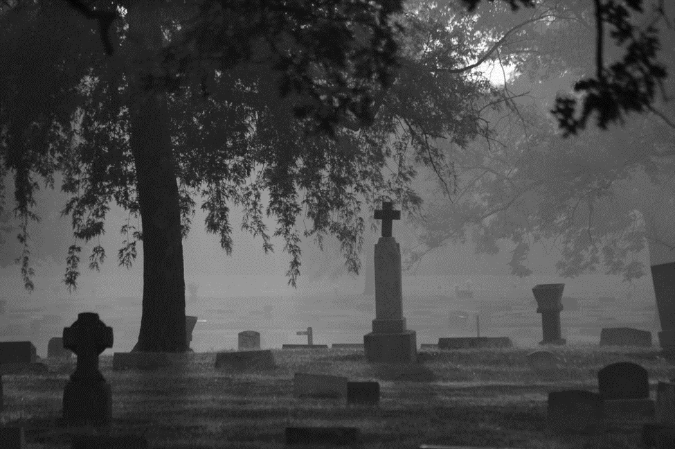 Coulterville Cemetery, Haunted Places, Ghosts