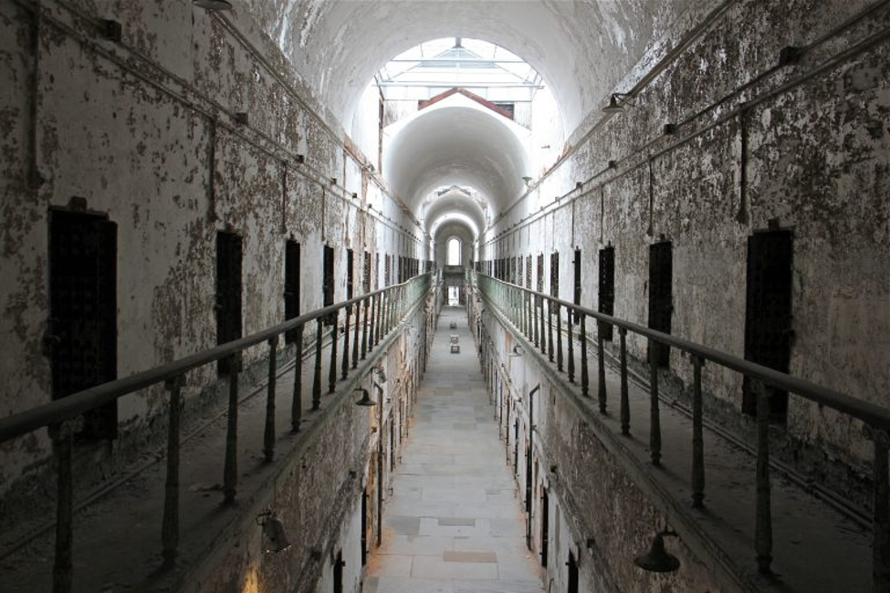 Eastern State Penitentiary,