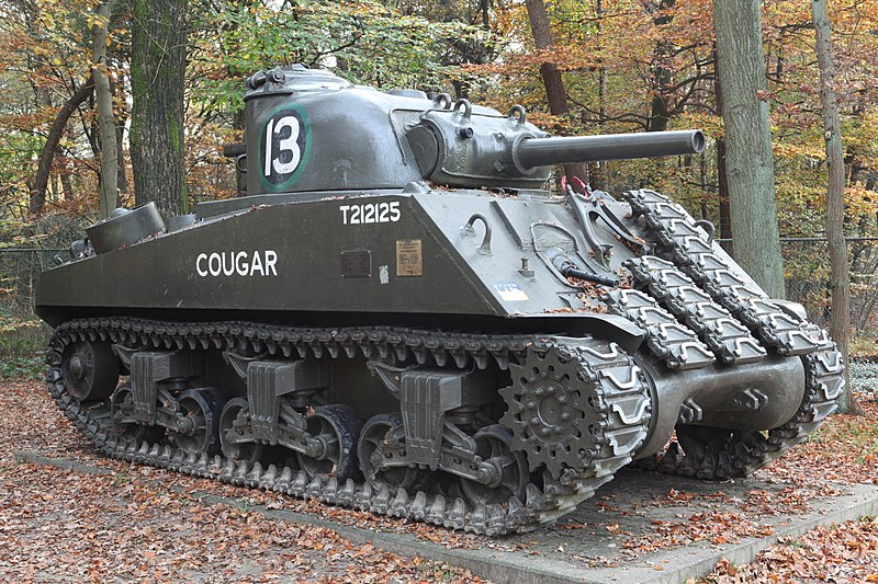 the m4 sherman tank