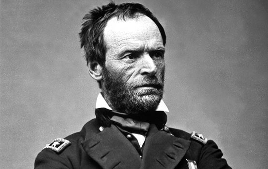 The Ghost Of General Sherman. - Photo