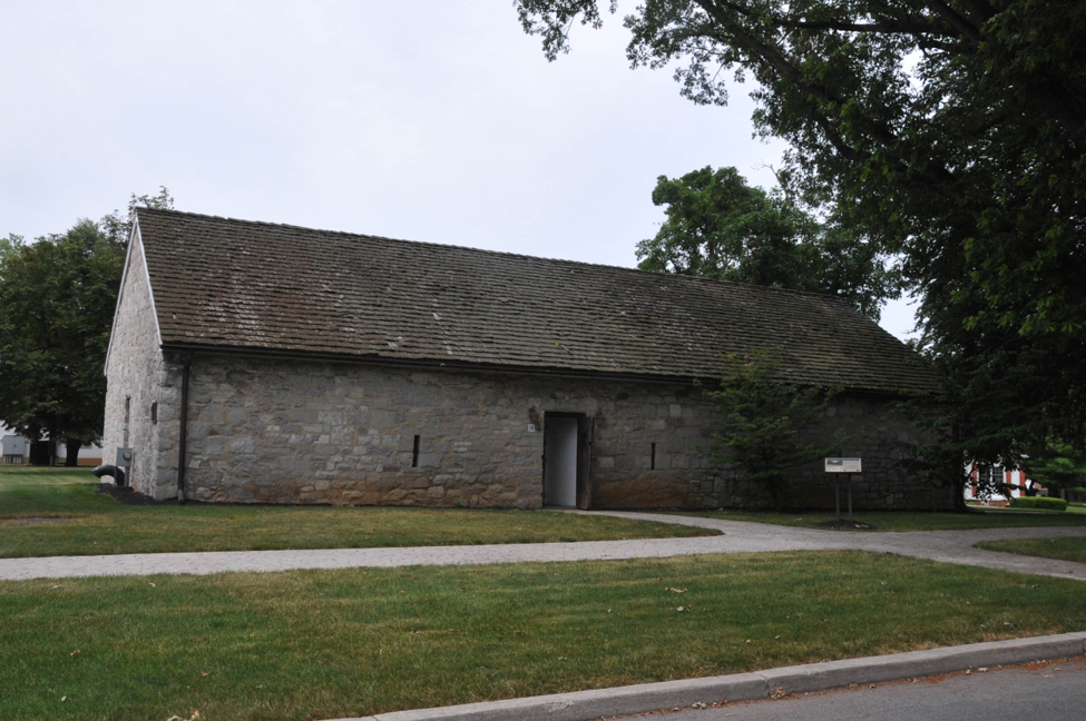 Hessian Powder Magazine, Ghosts in Pennsylvania