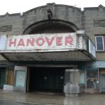 photo shows a theater in hanover