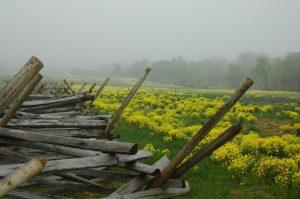 Gettysburg's Haunted Battlefield - Photo