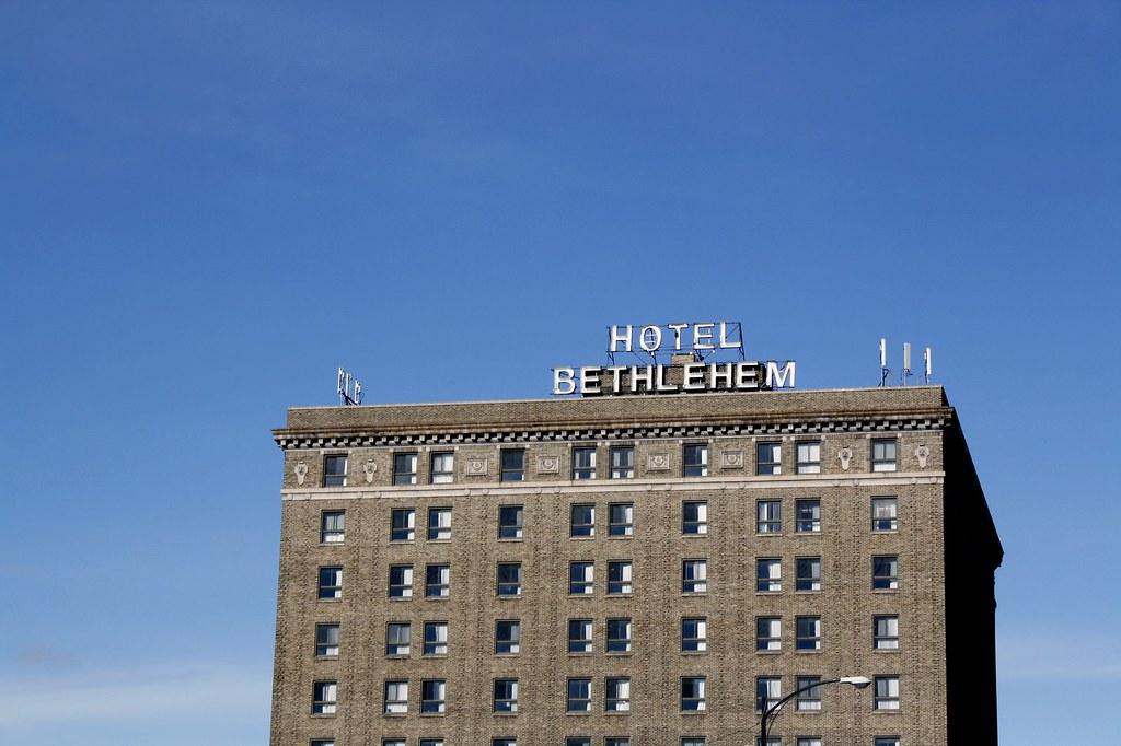 Haunted Hotel Bethlehem - Photo